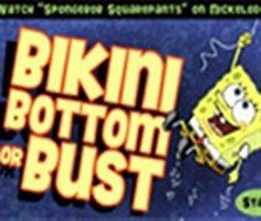 Spongebob Squarepants Bikini Bottom or Bust